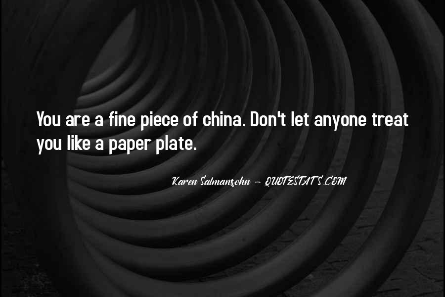 Paper Quotes And Sayings #503584