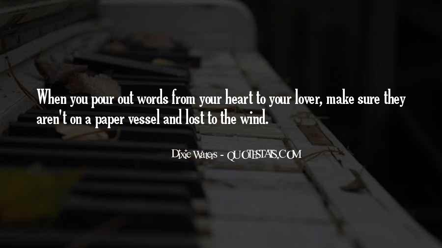 Paper Quotes And Sayings #529682
