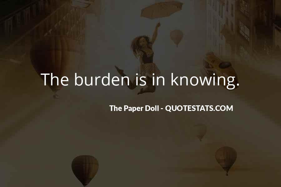 Paper Quotes And Sayings #640222