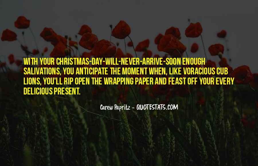 Paper Quotes And Sayings #99309