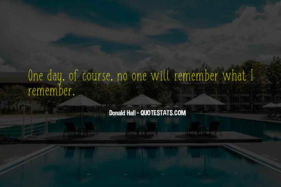 Remember Day Sayings #117816