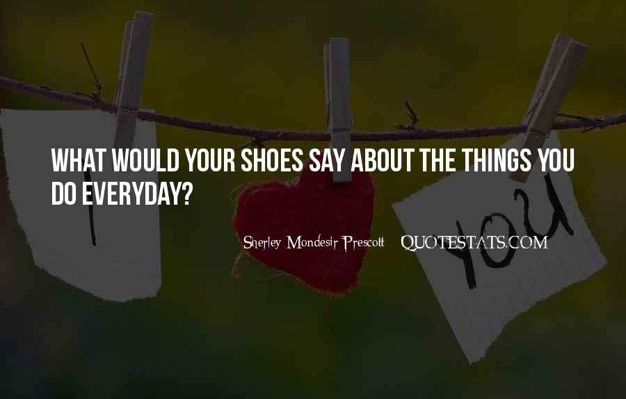 Shoes Picture Sayings #1089931