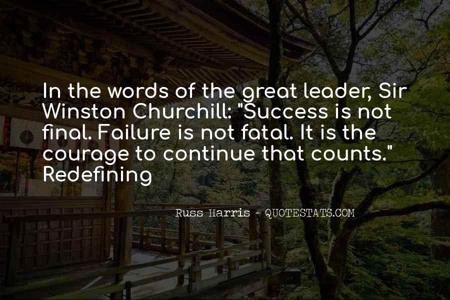 Sir Winston Churchill Sayings #457026