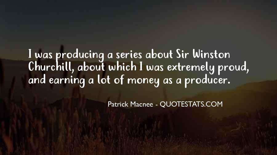 Sir Winston Churchill Sayings #928532