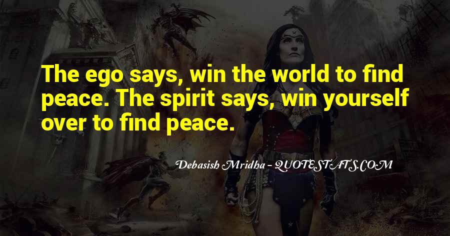 Spirit Quotes Sayings #210990