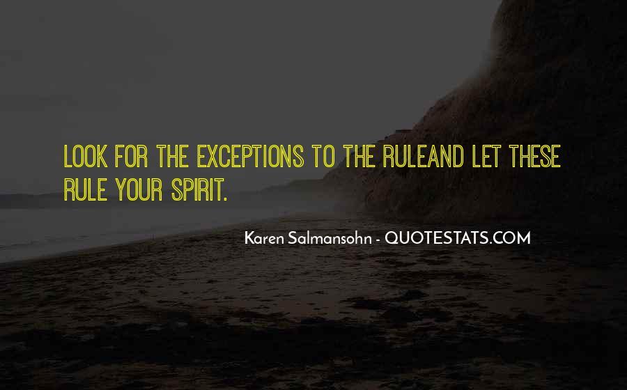 Spirit Quotes Sayings #22690