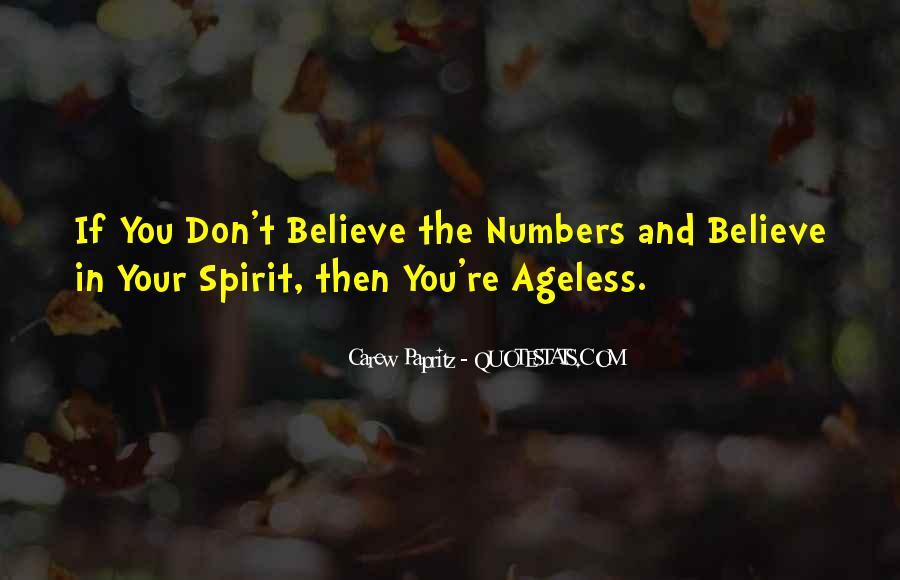 Spirit Quotes Sayings #81300