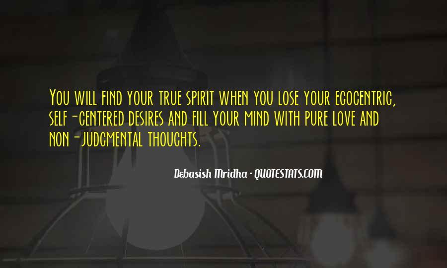 Spirit Quotes Sayings #90276