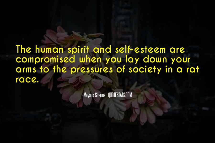 Spirit Quotes Sayings #99878