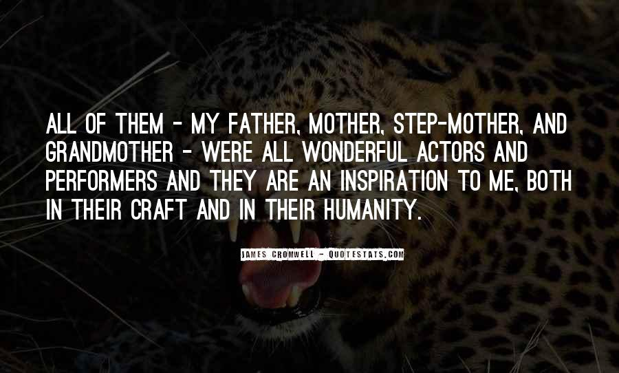 Step Mother Sayings #805610