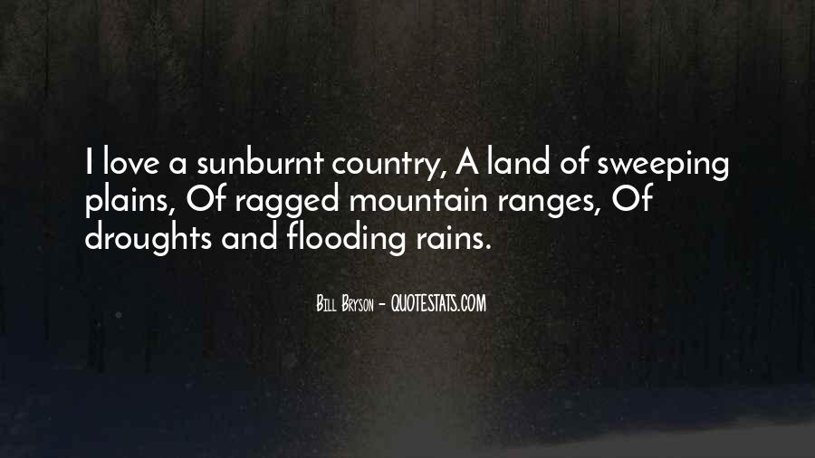 Sunburnt Country Sayings #1610254