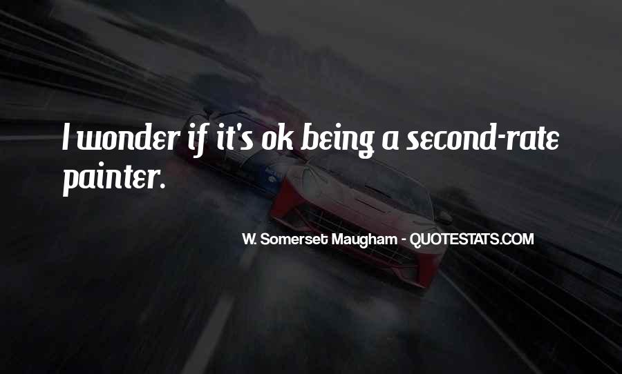 Quotes About Somerset #107686