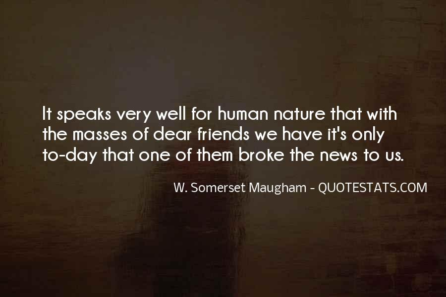 Quotes About Somerset #139248