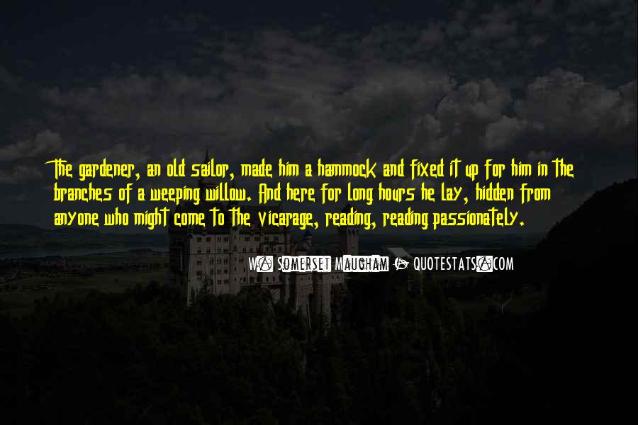 Quotes About Somerset #200219