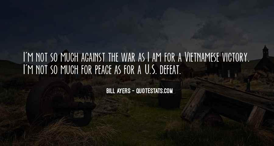 Vietnamese War Sayings #100514