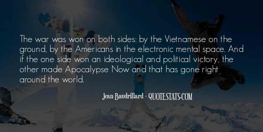 Vietnamese War Sayings #209384