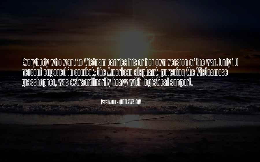 Vietnamese War Sayings #664388