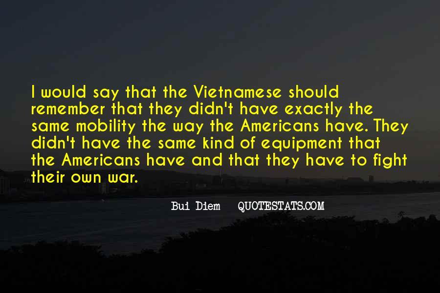 Vietnamese War Sayings #796753