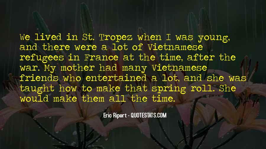 Vietnamese War Sayings #804695