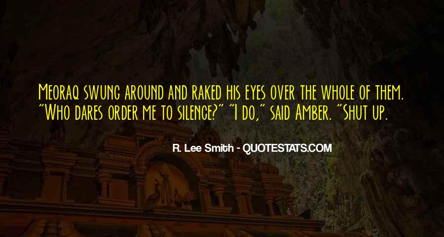 Quotes About Shoth #1369036