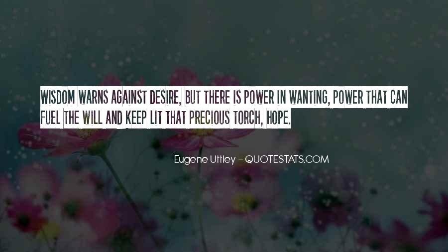 Willpower Quotes And Sayings #1010281