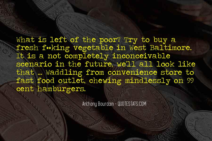 Quotes About Fresh Vegetables #1682844