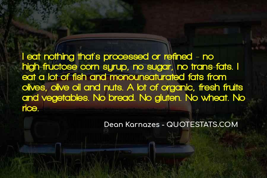 Quotes About Fresh Vegetables #1842402