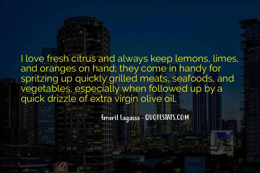 Quotes About Fresh Vegetables #648194