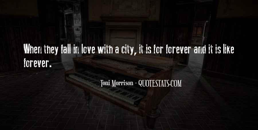 Quotes About Love Toni Morrison #1205203