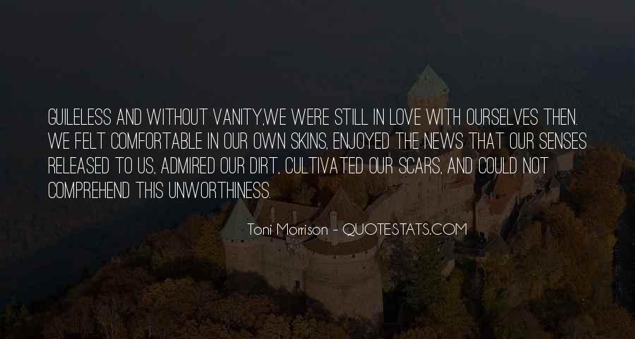 Quotes About Love Toni Morrison #1207581