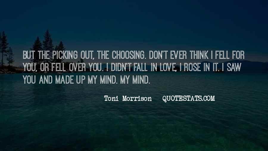 Quotes About Love Toni Morrison #1279597