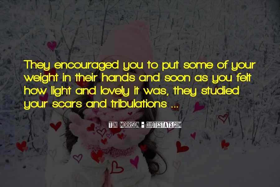 Quotes About Love Toni Morrison #1378696