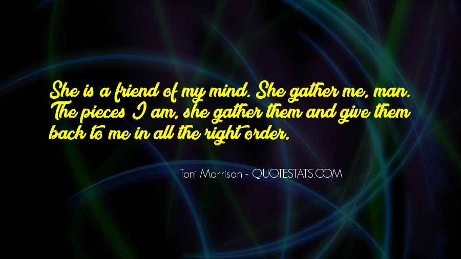 Quotes About Love Toni Morrison #1615434