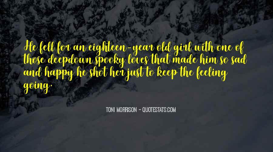 Quotes About Love Toni Morrison #1628964