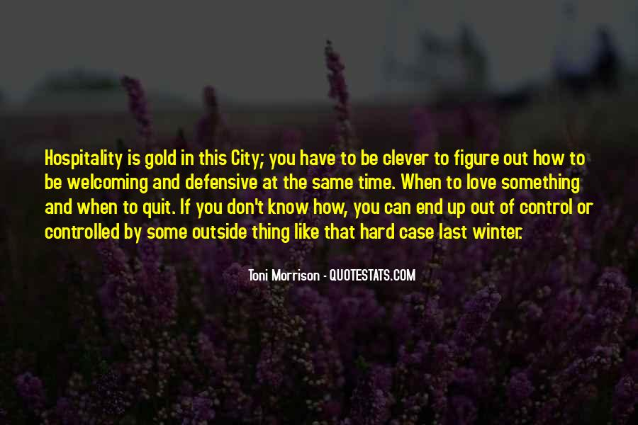Quotes About Love Toni Morrison #1725490