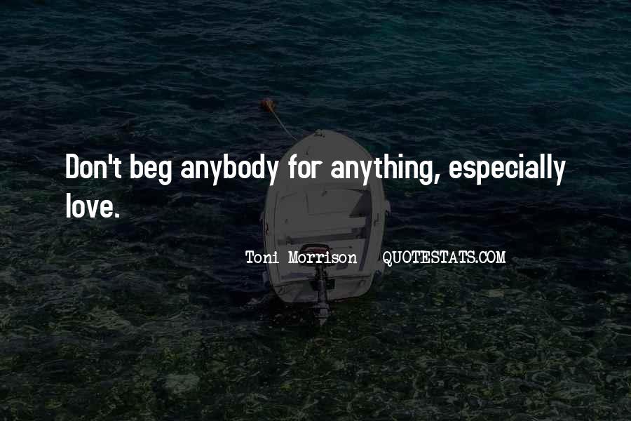 Quotes About Love Toni Morrison #1766867