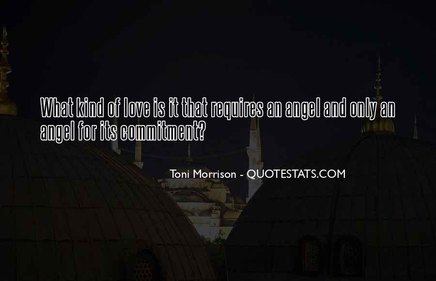 Quotes About Love Toni Morrison #283965