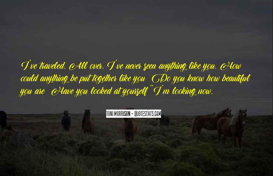 Quotes About Love Toni Morrison #734674