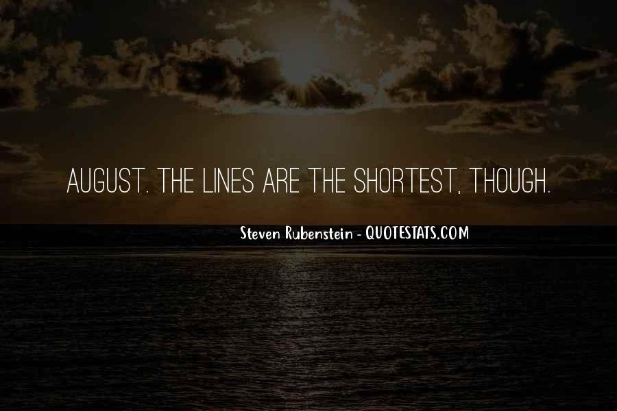 Quotes About Shortest Myself #29215