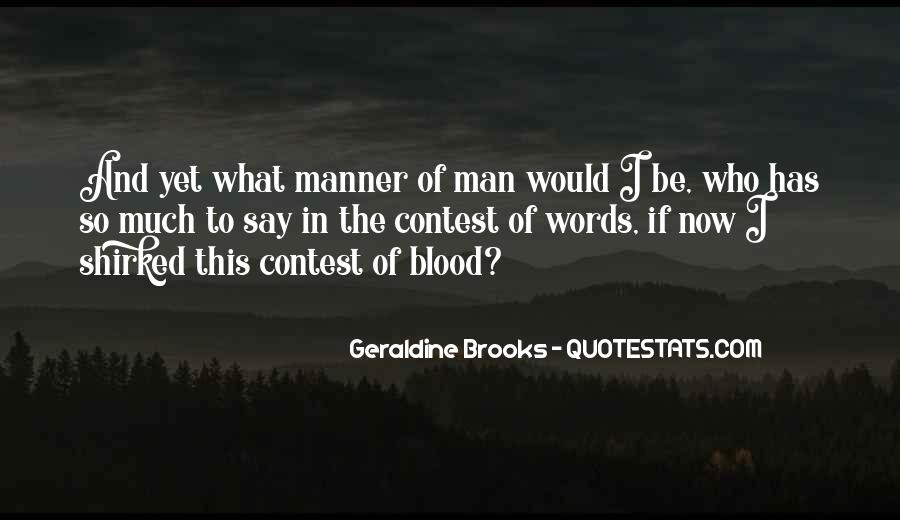 Quotes About Brooks #12218