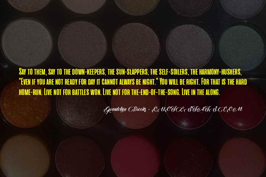 Quotes About Brooks #12837