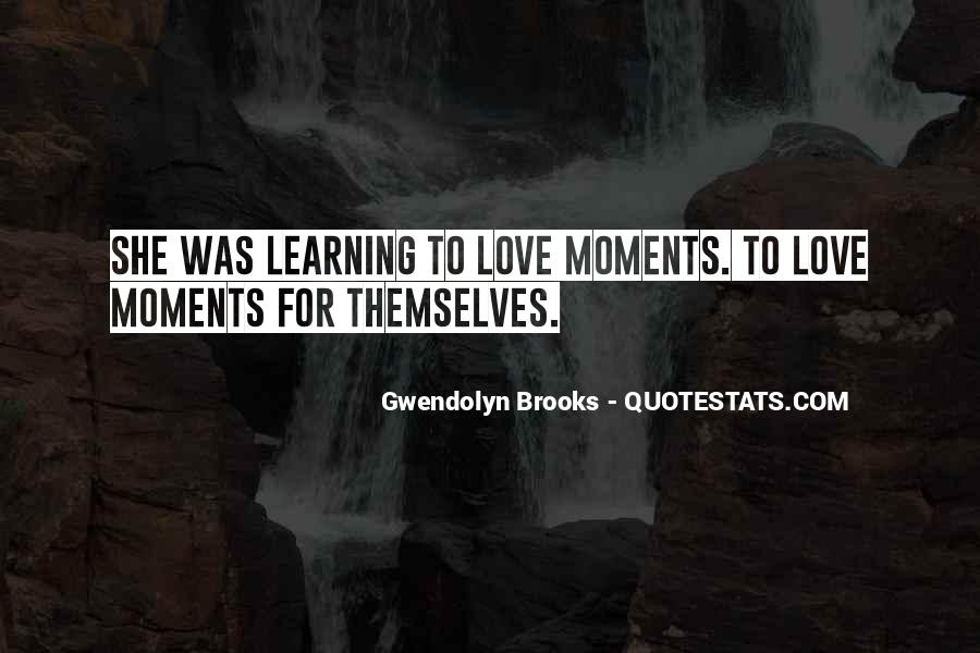 Quotes About Brooks #31786