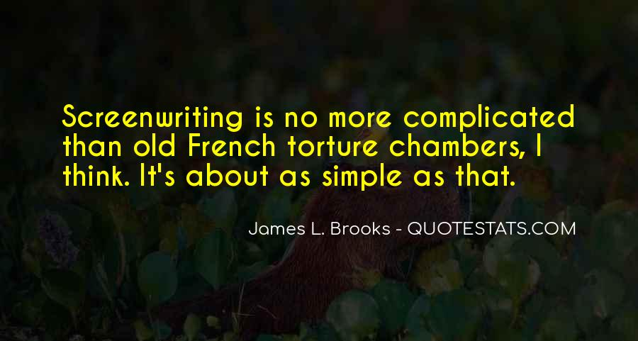 Quotes About Brooks #55109