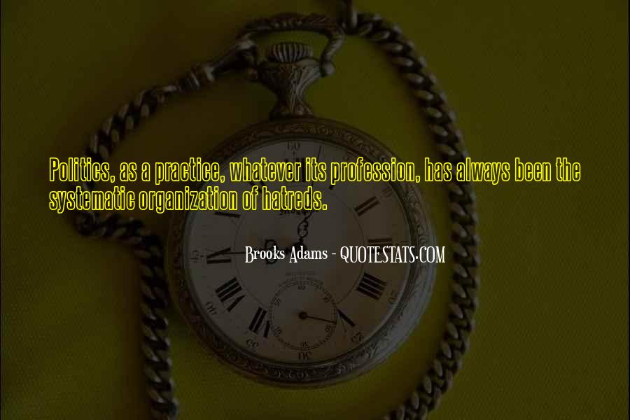 Quotes About Brooks #64297