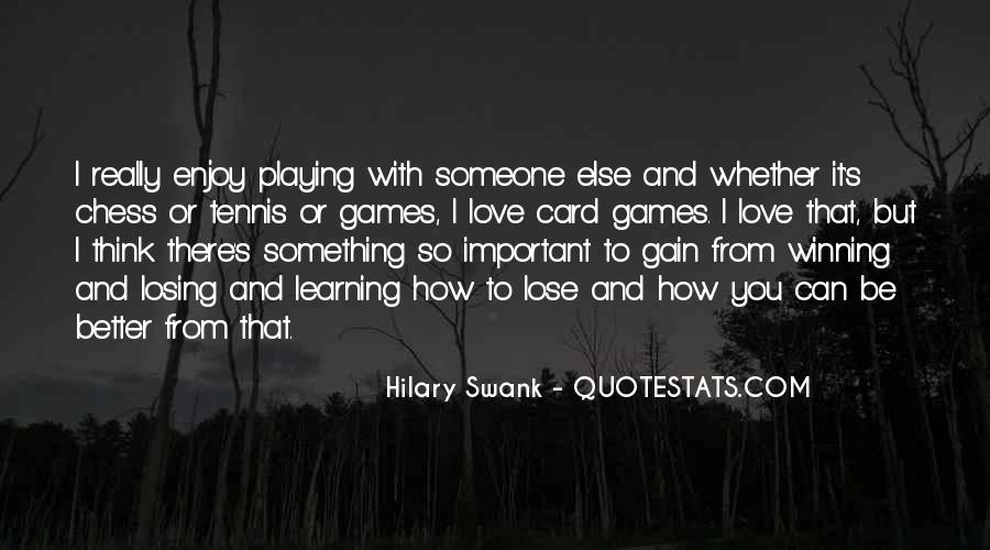 Quotes About Learning To Love Others #29691