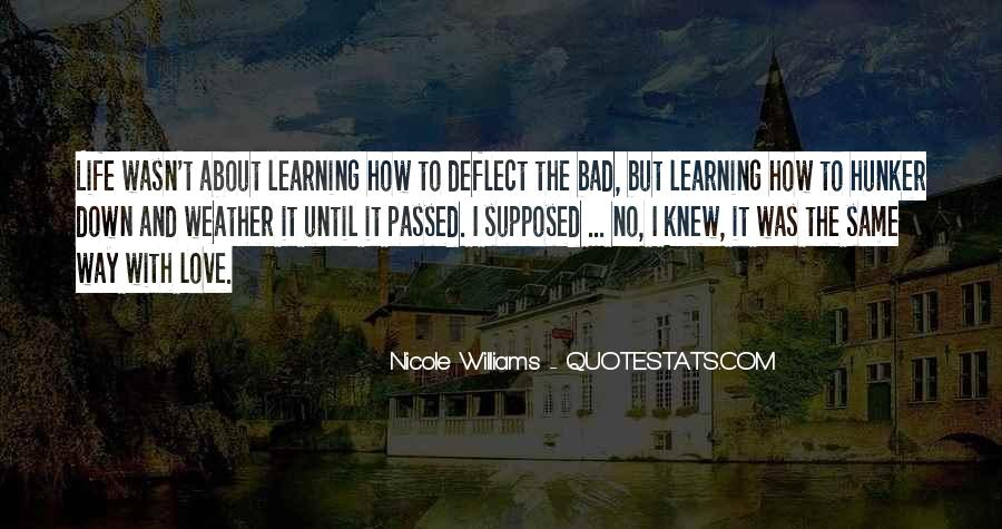 Quotes About Learning To Love Others #98387