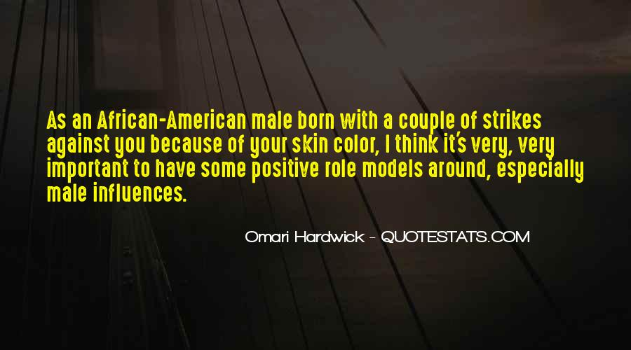 Quotes About Positive Role Models #964996