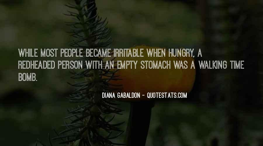 Quotes About Irritable #1348374