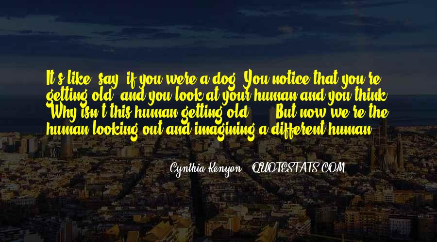 Quotes About Your Dog Getting Old #1082835