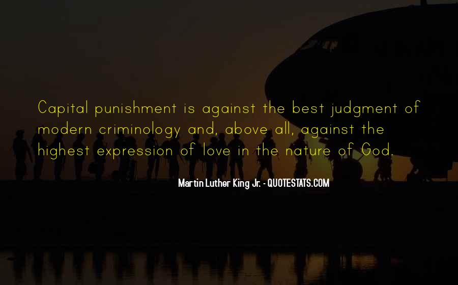 Quotes About Criminology #502763